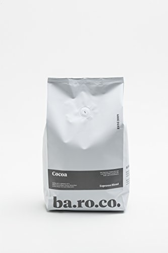 Bavarian Roasting Company - Cocoa - Espresso 60/40 - 500 GR - Ganze Bohne