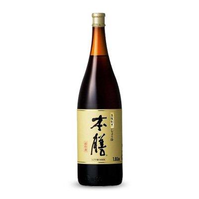 ヒゲタ 本膳 瓶    1.8L × 6本