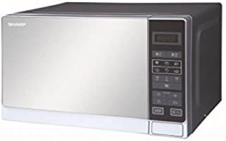 Sharp R-20MT 20-Liter 800W Microwave Oven, 220 Volts (Not for USA)