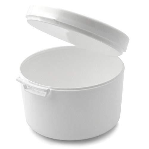 JM - Pot Star Blanc 250 ml - 30 unités