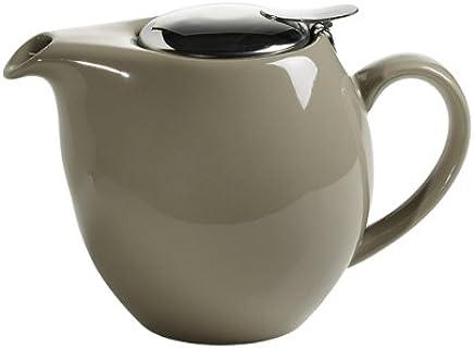 Preisvergleich für Maxwell & Williams IT10075 InfusionsT Teekanne, 750 ml, in Geschenkbox, Porzellan, taupe