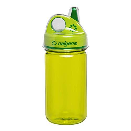Nalgene Everyday Plastic Grip n Gulp Bottle Childrens Kunststoffflaschen Everyday Grip n Gulp Green