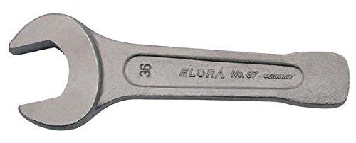 ELORA 87000361000 87-36MM SCHLAGGABELSCHLÜSSEL, Made in Germany, 36 mm