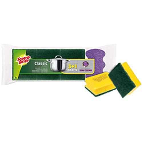 ScotchBrite Topfreiniger Classic, Vorteilspack 4046719259113