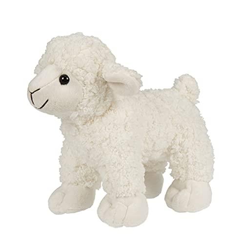 Uni-Toys - Lamm weiß - 19 cm (Länge) - Schaf,...