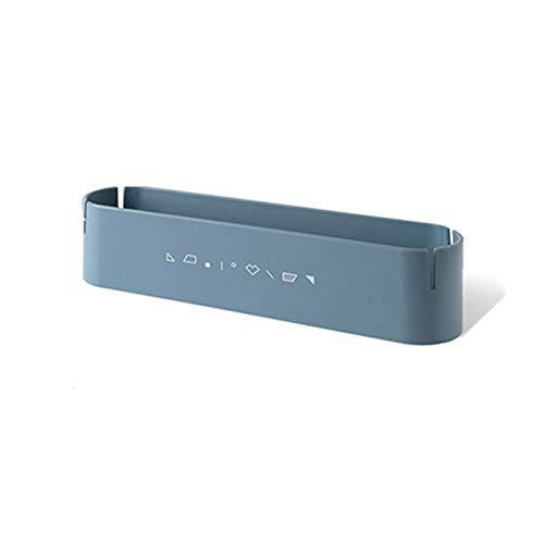 WMYATING El zapatero es simple y práctico de almacenamiento, compacto zapatero de pared para baño, sandalias y zapatillas, estante de ducha creativo para colgar en la pared (color: 1 paquete)