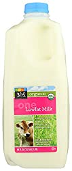 365 Everyday Value, Organic 1% Milk, 64 oz (Packaging May Vary)
