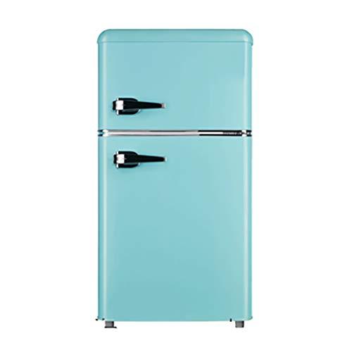 NJ Refrigerador Aspecto Retro Frigo  Capacidad Total:
