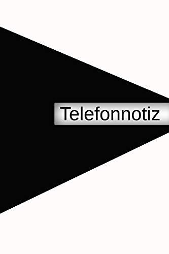 Telefonnotiz: Anruf Telefon Büro Anrufer Notiz Anmerkung Organisation Schreibtisch Telefonnummer