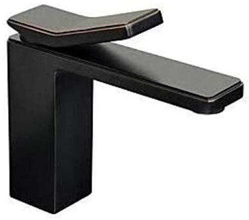 Grifo de Cocina,Lista de kits de centro de bronce ampliamente engrasado de grifo del lavabo del baño Grifo de lavabo