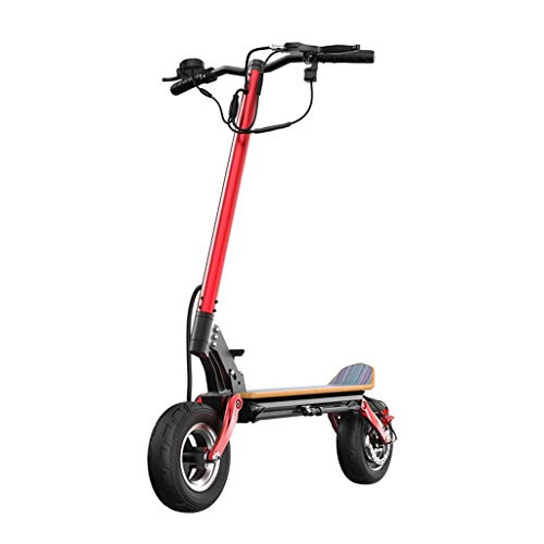 Check Out This Electric Scooters Adult 500W Motor Mileage 50km Max Speed 50km/h Off-Road 10 Inch Tir...