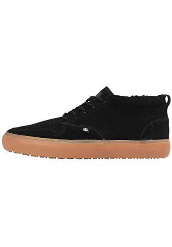 Element Preston 2, Zapatillas para Hombre, Negro (Black Gum 4298), 40.5 EU