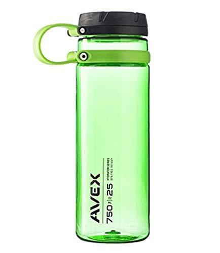 AVEX Fuse Tritan Gourde d'hydratation Mixte Adulte, Electic Green