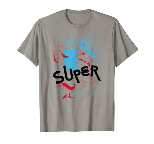 DC Super Hero Girls Be Super Camiseta