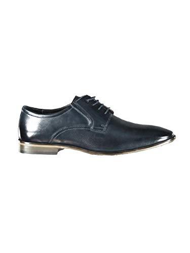 engbers Herren Schuhe, 28618, Blau in Größe 43