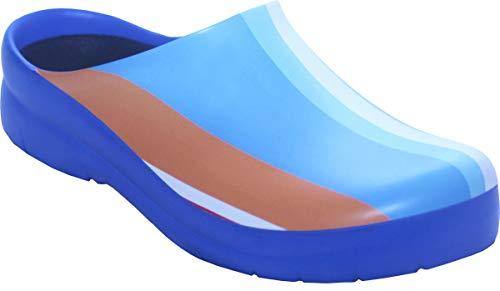 BIRKENSTOCK ALSA Jolly Birki Gartenschuh Clog royal blau Gr. 35-41 017020, Größe + Weite:40 normal, Farben:royal blau