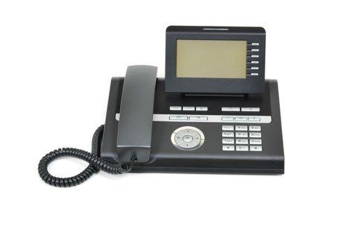 Siemens Openstage 40 SIP 2-teiliges Telefon (Freisprechfunktion, Systemtelefon, IP-Telefon) (erneuert)