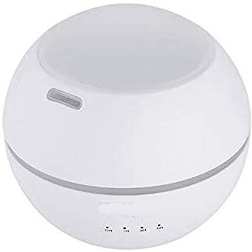ZLQBHJ Humidificador Aroma de Madera Ligera del hogar Ambiente Creativo Nightlight Aromatherapy Humidificador Máquina de aromaterapia Mini