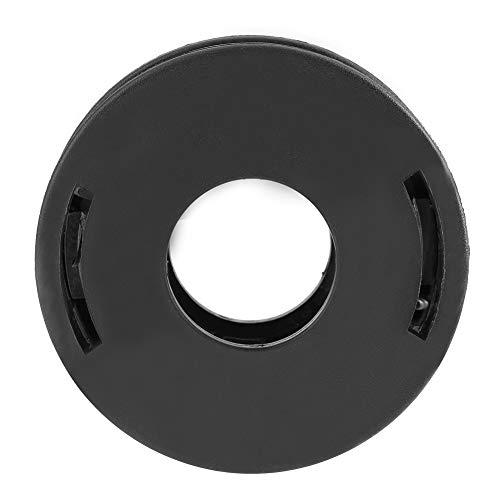 Reemplazo de tapa de carretes de cabeza de recortadora de plástico de 2 piezas para uso agrícola y de jardín para 25-2 FS 44 55 80 83 85 90100110120130