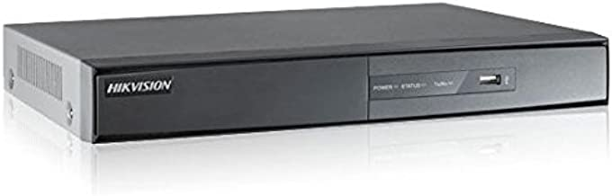 Hikvision DS-7216HGHI-SH 16 Channel Tribrid DVR 720P 1 Channel Audio Alarm I//0 VGA and HDMI Output Real Time//1080P Auto-Detect Turbo HD//Analog