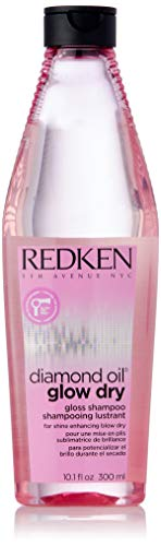 Redken Diamond Oil Glow Dry Shampoo, 1er Pack, (1x 300 ml)