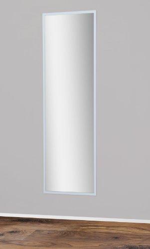 Spiegel Wandspiegel Badspiegel Garderobenspiegel weiß -1
