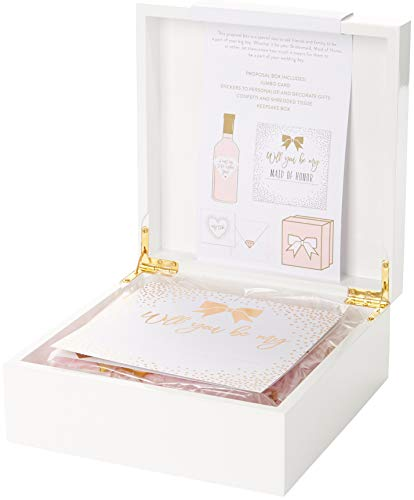 C.R. Gibson Bridesmaid Proposal Box
