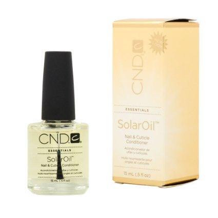CND Essentials Solar Oil, Nagelhaut-Pflegemittel in Salonqualität, 15 ml