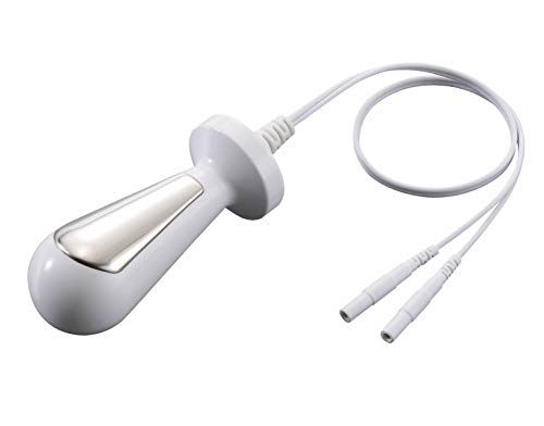 iStim PR-02 Probe for Kegel Exercise, Pelvic Floor Electrical Muscle Stimulation, Incontinence - Compatible with TENS/EMS