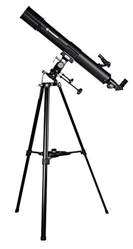 Bresser Taurus 90/900 NG - Telescopio refractor Adaptador