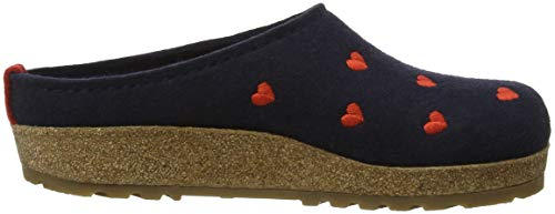 Haflinger Women's Textil Slippers