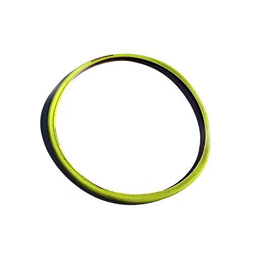 Riscko 005l Cubierta Delantera Bicicleta Personalizada Fixie Talla L Verde Fluor