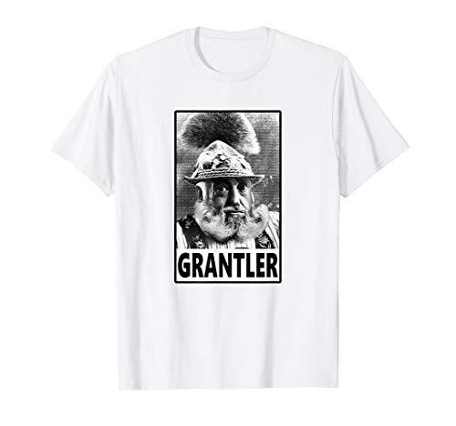 boarischer Grantler Choleriker Pessimist Depp Ludwig Minga T-Shirt