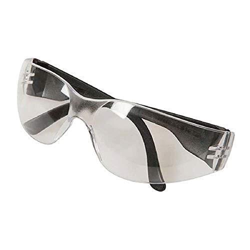 Silverline 140893 Lunettes de sécurité Transparentes
