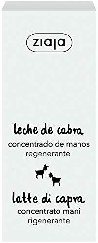 Ziaja Leche de Cabra Crema de Manos Concentrada 50 ml