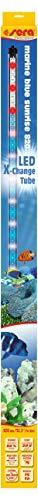 """Sera - Barra de iluminación LED para pecera, """"Marin Blue Sunrise 360"""", luz Azul de Arrecife"""
