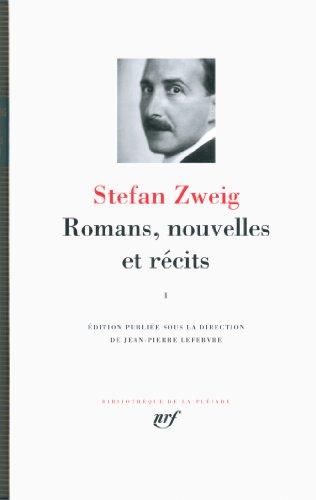 Romans, nouvelles et récits