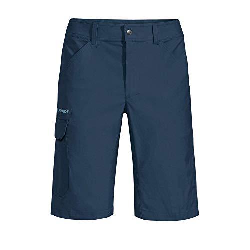 VAUDE Herren Skarvan Bermuda II Shorts, Baltic sea, 52