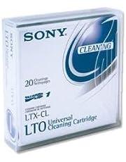Sony LTXCLN - Cartucho De Limpieza Lto Ultrium