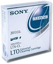 Sony LTO Cleaning Tape-All Drive MANF (LTXCL)