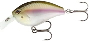 Storm Arashi Square 3 Crank Bait Bass Cross Hex Pattern New In The Package  AR13