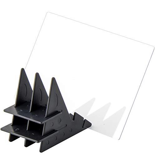 KONUNUS - Tablero óptico dibujo pintura espejo, herramienta