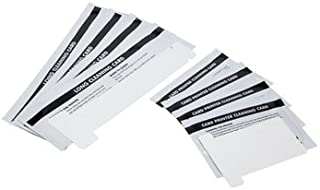 Cleanmo Cleaning Repair Kit for P110i, P110m and P120i Card Printers, Pack of 8 pcs