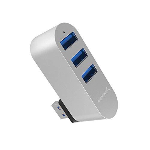Sabrent Premium 3-Port Aluminum Mini USB 3.0 Hub