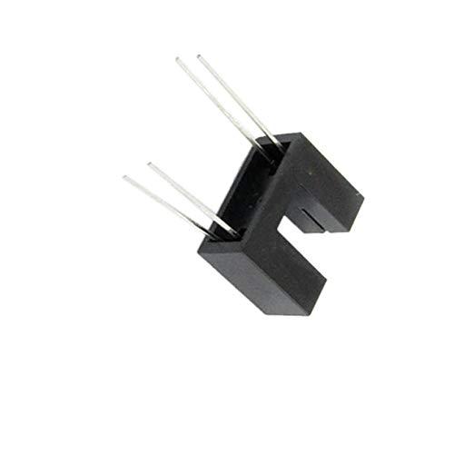 Aexit 1/5' 'Gap Optical Slot Switch Lichtunterbrecher HY301-07A 10 Stck (0481e3532dc99a6a0c6921c383741d21)