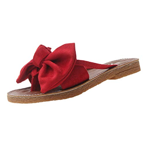 fille tongs confort tong tissu naissance sexy chaussure foot ash Sandales 34 tongs ?hausson mule cuir tong fille keen Sandales enfant mules(rouge,37)