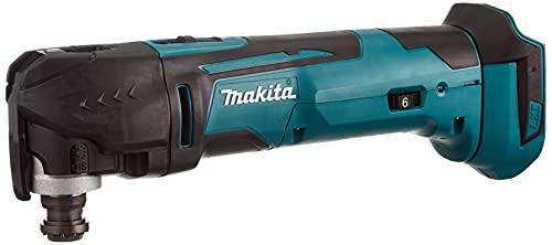 Makita DTM51Z Multi-Tool, 18 V,Blue