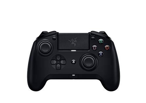 Razer Raiju Tournament Edition - Controlador de Juego inalámbrico y con Cable para PS4, Color Negro