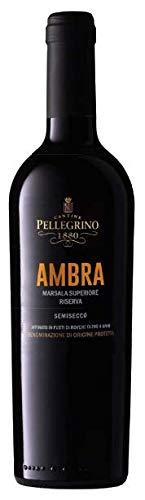 Marsala Ambra Semisecco 0,5l Carlo Pellegrino