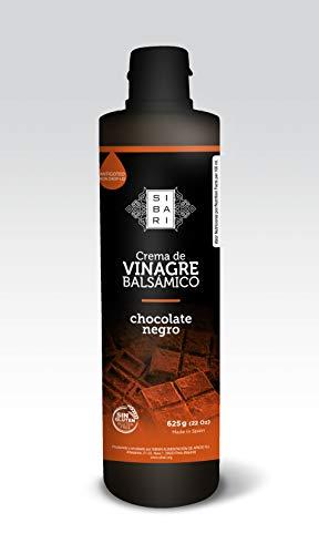 CREMA DE VINAGRE DE CHOCOLATE NEGRO 625GR (CHOCOLATE NEGRO)